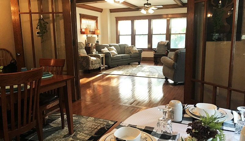 The Dwelling Place Bed and Breakfast